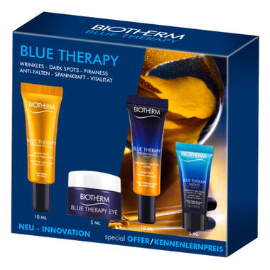 Blue Therapy Cream-in-Oil Expertenkit
